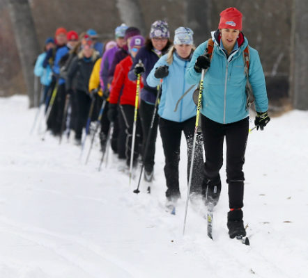 Fort mcmurray cross country skiing